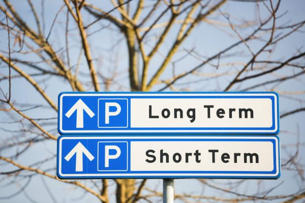 short and long term parking