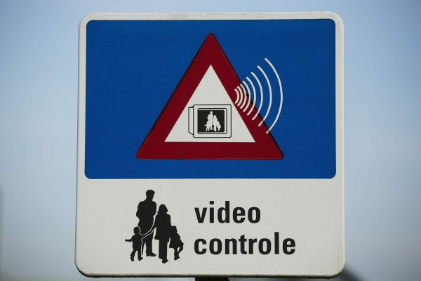 camera bewaking